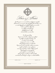 scottish and celtic wedding vows blessings and poetry
