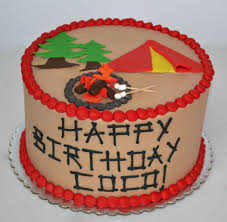 pictures of our birthday cakes