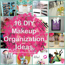 Youtube Organizing by Makeup Storage Diy Makeup Storageorganizers Youtube Organizerdiy