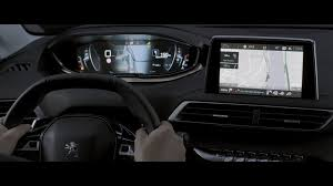 peugeot 3008 2016 interior the new peugeot 3008 i cockpit youtube