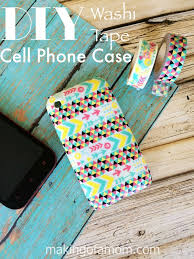 what is washi tape diy washi tape cell phone case