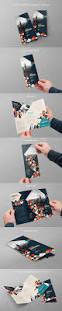 129 best colorful brochure template images on pinterest brochure