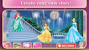 disney princess story theater disney lol