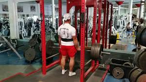 martin petro wnbf pro the power rack training