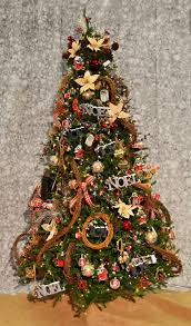 buy brown christmas tree holidazzle tree 5 jpg