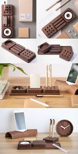 White Wood Desk Organizer by 25 Best Solid Wood Desk Ideas On Pinterest Desk With Drawers