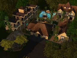 Home Design For The Sims 3 Island Paradise Lots Community Lots For Sims 3 At My Sim Realty