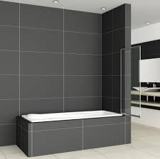 1 2 3 4 5 fold pivot folding bath shower screen 1400 glass over item specifics