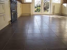 Black High Gloss Laminate Flooring Kitchen Flooring Bamboo Laminate Wood Look Ceramic Tile Floor High