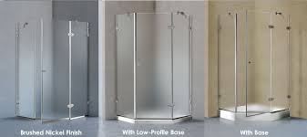 Neo Shower Door 40 Neo Angle Shower Enclosure