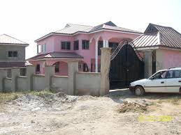 5 bedroom all en suite building kumasi ahenema kokobene new site