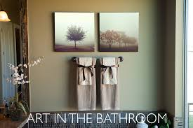 What Type Of Paint For Bathroom Walls Art In The Bathroom What Kind Of Art Works Best In A Bathroom