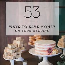 budget wedding cakes 53 smart ways to save money on your wedding brides