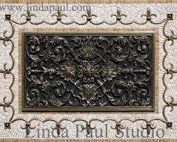 tile medallions for kitchen backsplash kitchen backsplash murals mosaic medallions and accent tiles