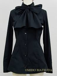 big bow blouse big bow tie blouse navy blouse juniors