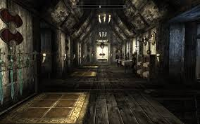 my picks for some of the coolest skyrim housing mods lan s hjerim upstairs hall