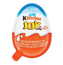 egg kinder kinder 72 x 21g chocolate egg t1 boy lowest prices