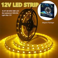 Led Strips Lights by Iekov Led Strip Lights Iekov 5050 Smd 300leds Flash Strip Light