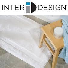 Spa Bathroom Rugs Interdesign Microfiber Spa Bathroom Shower And Tub