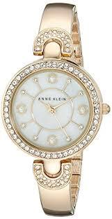 anne klein bracelet set images Anne klein women 39 s ak 1960gbst swarovski crystal accented gold jpg