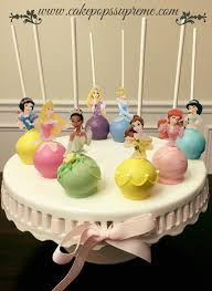 Cake Pop Decorations For Baby Shower Best 25 Princess Cake Pops Ideas On Pinterest Pink Birthday