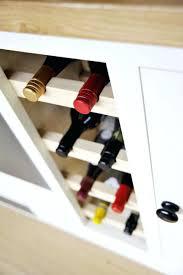 Kitchen Cabinet Magazine by Kitchen Elegant Wall Cabinet Wine Rack Roselawnlutheran Insert