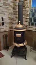 Comfort Pot Belly Stove Parlor Stove Ebay