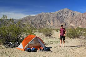 wild camping in the anza borrego desert youtube