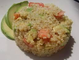cuisiner des avocats salade quinoa avocat salades composées vegan