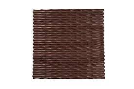 tappeti doccia tappeto doccia bamboo marrone 54x54