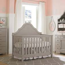 i saw a gray crib in the pottery barn kids magazine today for the