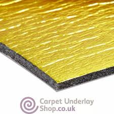 novostrat sonic gold 5mm novostrat comfort gold underlay acoustic 5mm underlay with dump