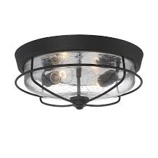 Outdoor Flush Mount Ceiling Light Decoration Outdoor Lighting For Craftsman Style Home Mission