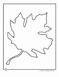 free leaf pattern templates to print and use as stencils or