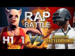 pubg vs h1z1 рэп баттл playerunknown s battlegrounds vs h1z1 king of the