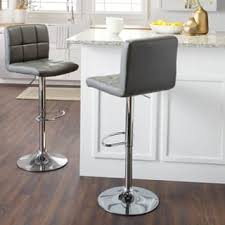 White Leather Bar Stool White Counter Bar Stools For Less Overstock