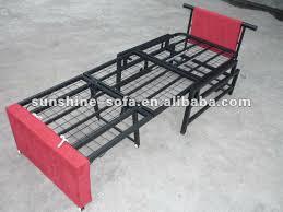 saudi arabia cheap folding chair bed sofa bed in steel view