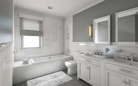 bathrooms with subway tile ideas wonderful bed amp bath subway tile bathroom ideas for bathroom