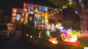 crazy christmas tree lights my crazy christmas lights uncovers surprising heartwarming stories