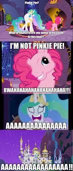 Mlp Fim Meme - 697720 aaaaaaaaaa celestia s nightmare comic derp