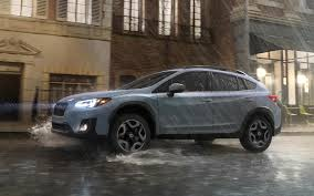 subaru forester 2019 2019 subaru crosstrek in water rain 4k hd wallpaper latest cars