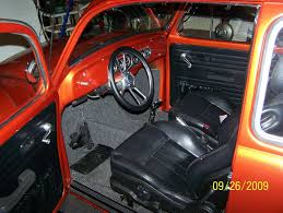 volkswagen beetle modified interior thesamba com beetle late model super 1968 up view topic