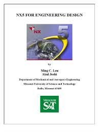 ug nx5 tutorial 1 leu 1 computer aided design button computing