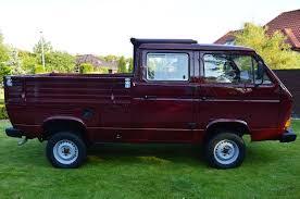 volkswagen vanagon camper ebay find of the week 1990 vw doka syncro camper