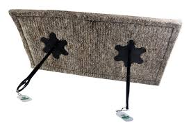 Fireplace Draft Excluder Chimney Sheep Oblong Chimney Draught Excluder D 355 6mm W 711mm