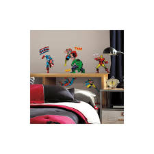 marvel classics peel and stick wall decals marvel classics peel and stick wall decals rmk scs the home depot