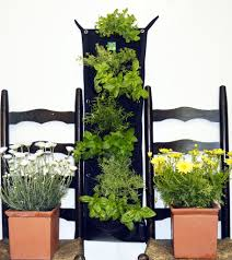 7 pocket indoor waterproof vertical planter delectable garden