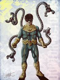 doctor octopus halloween costume doctor octopus art