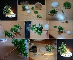 miniature christmas trees herringbone beans miniature christmas tree home design garden