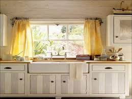 Louvered Kitchen Cabinets Kitchen Wood Valance Louvered Cabinet Doors Gray Kitchen